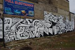 past, present the future (MATLAKAS) Tags: matlakas graffiti streetart londonstreetart europestreetart europeanstreetart palestine