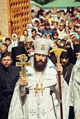 56. Крестный ход на Преображение Господне 2000 г