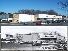 Moorestown Kmart Exterior (JSF0864) Tags: store discount exterior kmart moorestown korvettes