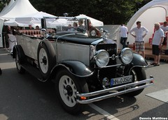 Horch Phaeton (Schwanzus_Longus) Tags: sports car sport last race sedan vintage germany high essen 853 hamburg gray dream convertible class 350 german vehicle oldtimer expensive saloon cabrio speedster roadster 830 highclass cabriolet horch phaeton oldvintage lastdream classcar
