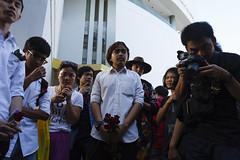20150214-เลือกตั้งที่ลัก -44 (Sora_Wong69) Tags: people thailand bangkok protest police liberalism activist politic assembly coupdetat nonviolenceaction supportelection