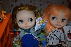 Blythe A Day 4 February 2015  -  Love letters