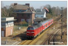 Seefeld - 219 112-0 (olherfoto) Tags: dr eisenbahn bahn uboot diesellok deutschereichsbahn br219