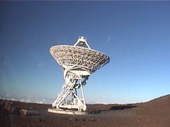 Manua Kea Radio Telescope