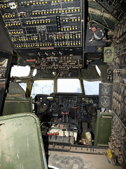 Stratotanker cockpit (Distraction Limited) Tags: arizona tucson aircraft planes boneyard tankers c97 refueling kc97 stratotanker airrefueling stratofreighter kc97l aircraftstorage boneyardsafari boeingkc97lstratotanker aircraftrestorationmarketingllc aircraftrestorationandmarketingllc aircraftregeneration