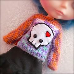 Kawaii Skull Jumper
