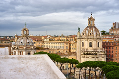 DSC05627cap1 (10_Days_in_Rome) Tags: street old city travel bridge november windows light shadow red vacation urban italy orange cloud white rome roma tower window yellow clouds zeiss photography haze italia cityscape shadows walk sony horizon streetphotography e tiber tevere hazy oldtown lazio csc pontesisto carlzeiss sisto tibre latium a7r sel55f18z ilce7r sonnartfe55mmf18za sonnartfe1855