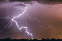 Noches agitadas (emiliokuffer) Tags: summer storm entreríos night countryside nikon tormenta campo lightning rayo rayos viale summerstorm lightningstorm tormentaelectrica