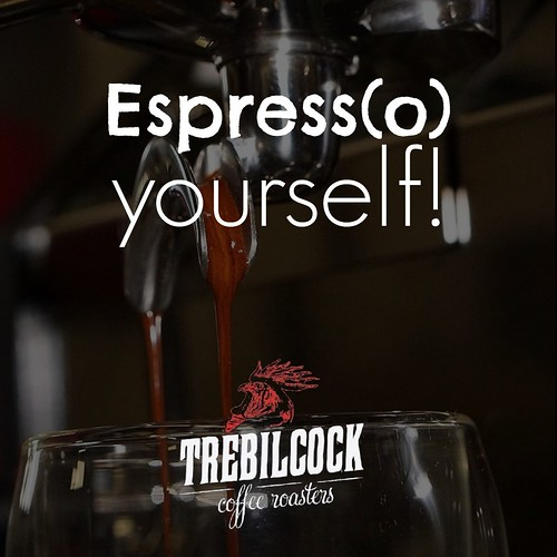 Espress(o) yourself!