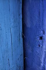 Double blue (clémence·Liu ) Tags: door blue chefchaoun sonyrx1r clemenceliu