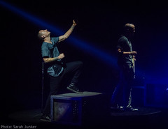 Linkin Park (sxdlxs) Tags: portrait blackandwhite music white black color colour colors amsterdam rock concert colorful colours rockstar linkinpark gig band olympus chester lp stylus fans concertphotography musicphotographer musicphotography gigphotography rockstarphotography ziggodome olympusstylus1 stylus1