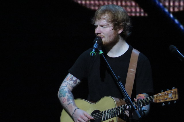 Ed Sheeran - Singapore
