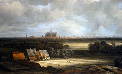 Ruisdael, View of Haarlem with Bleaching Grounds