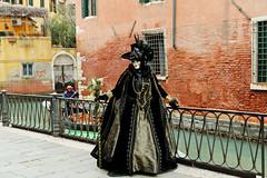 Masked Lady @ Venice Carnivale 2015