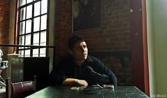 Juan Cirerol (el.timdrake) Tags: todofine juancirerol juan cirerol portrait retrato photography photo pulqueriainsurgentes entrevista prensa foto mexican mexicano musico musica rock norteo person people gente sony eltimdrake