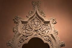 Detail on the door (petyr.rahl) Tags: spain aljafera zaragoza aragn es