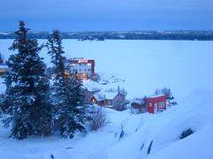 Becks Kennels - Yellowknife City Sightseeing (Mariko Ishikawa) Tags: canada northwestterritories yellowknife sightseeing aurora tour