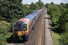 South West Trains 450 039 (Bristol MW Driver) Tags: canoneos5d portchester southwesttrains 450039