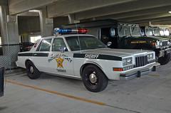 Pinellas County Sheriff 1988 Dodge Diplomat (Emergency_Vehicles) Tags: pinellas county sheriff preserved 1988 dodge diplomat largo