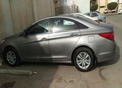 Hyundai - Sonata - 2014  (saudi-top-cars) Tags: