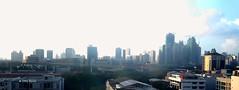 20160704_171535crop (MYW_2507) Tags: skyline cityscape skyscrapers jakarta highrises blokm kebayoranbaru