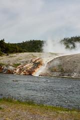 DSD_1463 (pezlud) Tags: yellowstone nationalpark landscape geyserbasin grandprismaticspring midwaygeyserbasin geyser park