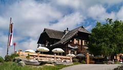 Lammersdorfer Hütte (1.650m) (hl_1001) Tags: austria carinthia mountain alpinehut millstatt nockberge