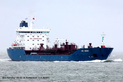 Bro Nordby (andreasspoerri) Tags: bronordby dnemark imo9322172 nordbymaersk quixin rotterdam tanker