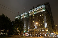 The Westin St Francis (sottolestelle) Tags: usa californie california sanfrancisco unionsquare thewestinstfrancis