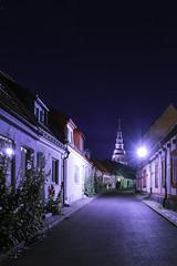 Lilla Vstergatan (JO-Design.se) Tags: ystad nightphoto street night photography