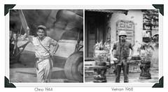 My Father and Me (jack byrnes hill) Tags: wwii worldwarii vietnam fatherson jackbyrneshill