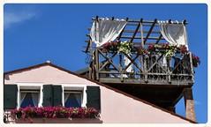 LES TERRASSES DE BURANO (Odile ENTRE MER ET MONTAGNE) Tags: italie venise burano balcon terrasses