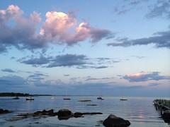 Masons Island, CT sunset (kte307) Tags: