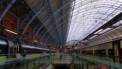 St. Pancras International (metromadme) Tags: stpancrasinternational london eurostar class373 class374