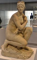 "Lens (Pas-de-Calais) - Muse du Louvre-Lens - ""Vnus accroupie"" (Coysevox,1686) (Morio60) Tags: lens louvrelens pasdecalais 62 muse coysevox venus"