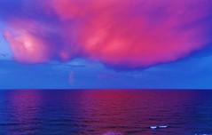 Pink Ocean Clouds 2016 (matthewbeziat) Tags: atlanticocean pinkclouds pinkreflections hutchinsonisland jensenbeach miramarroyale treasurecoast sunshinestate florida southflorida southernflorida southernunitedstates