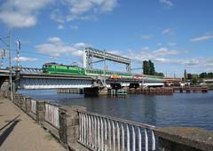 PKP ET22 691(15.07.06 Szczecin) (Gandetalbahner) Tags: pkp et22 szeczien stettin eisenbahn train