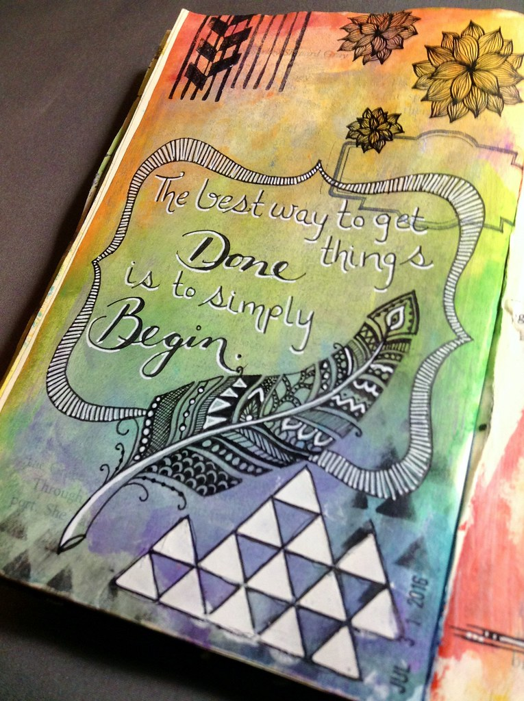 The World s Best s of typography and zentangle Flickr
