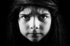 Sad (Diaz Alcibar) Tags: negro nio portrait blanco y retrato inspiracion nuevo