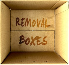 Removal Box (forrest.wheatey) Tags: house home removal moving movers removals cardboard box boxes