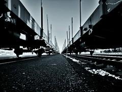 Port of Helsinki | Vuosaari Harbour (Toni Kaarttinen) Tags: portofhelsinki vuosaari vuosaarensatama harbor harbour instagram instawalk finlndia finnland finnlando finlandia finlande finnorszg  finlndia finlanda  suomi finland scandinavia industrial architecture train perspective