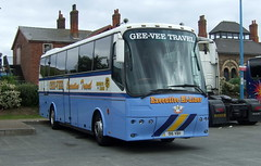 Gee-Vee Executive Hi-Liner (Hesterjenna Photography) Tags: sthelens geevee transport travel barnsley southyorkshire 916vbh s383jug psv bus coach excursion expresscoach tour tourist bova futura ellisons