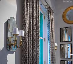 Espacio Natuzzi_08 (Decoratrix.com) Tags: casadecor decoración interiorismo madrid exposición 2016 aplique espejo cortina