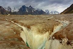 Biafo: Ice prow (Shahid Durrani) Tags: karakoram karakorams central national park baltistan pakistan biafo glacier