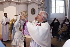 Peregrynacja Figury w. Michaa Archanioa032 (Sanktuarium w Krzeszowie) Tags: krzeszw grssau boogrobcy gargano archanio micha saint michael archangel