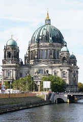 Germany-00081 - Cathedral of Berlin (archer10 (Dennis) 83M Views) Tags: germany berlin building sony a6300 ilce6300 18200mm 1650mm mirrorless free freepicture archer10 dennis jarvis dennisgjarvis dennisjarvis iamcanadian novascotia canada globus tour