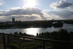 Sastanak (Coka M) Tags: dunav sava usce beograd kalemegdan serbia danube rai river reka