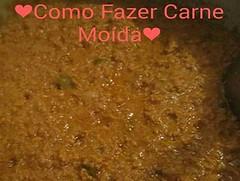 Bom dia!!! Tutorial de culinria! https://youtu.be/BNSDJNSLITE (lorymmell) Tags: tutorial culinria receitacaseira recipe homemade carnemoda easy eat video youtube