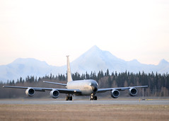 Successful first day of RF-A 17-1 (Eielson Air Force Base) Tags: aircombat training exercise aircraft usaf pacaf pacificairforces alaskarange multinational joint aerial partnership kc135stratotanker ttf amc airmobilitycommand eielsonairforcebase alaska unitedstates