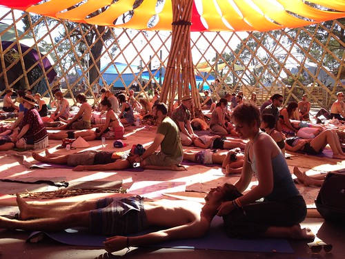 "Claire Thompson Partner Massage Workshop Rainbow Serpent 2015 high res • <a style=""font-size:0.8em;"" href=""http://www.flickr.com/photos/99447162@N06/30295413635/"" target=""_blank"">View on Flickr</a>"